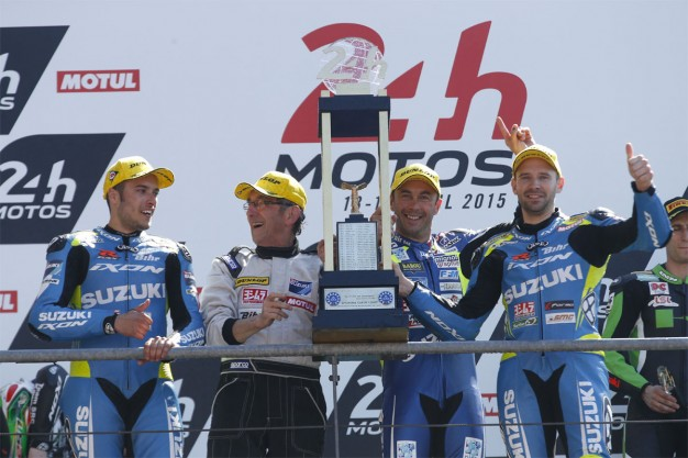 Source: Suzuki Racing.