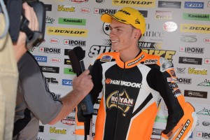 Elliott looking to back up early season standout Supersport performances