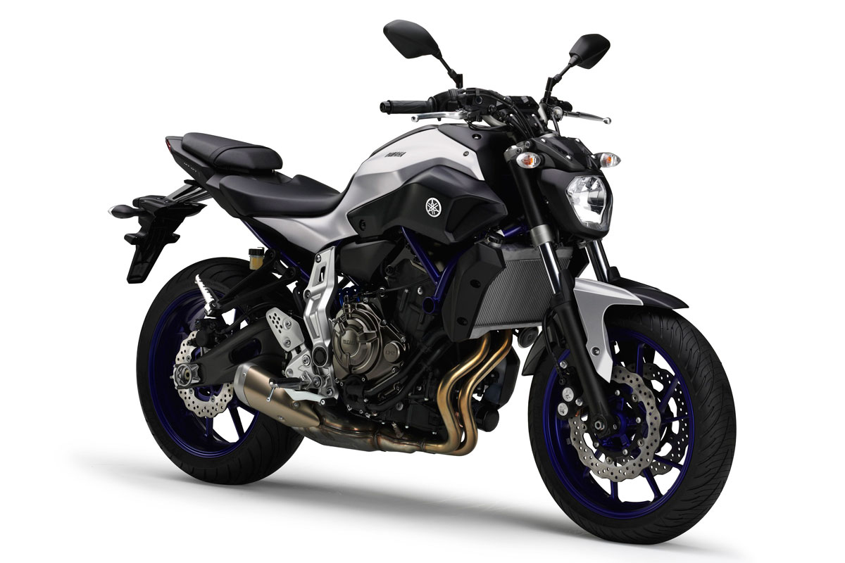 Bike yamaha mt 07ho for Yamaha mt 200