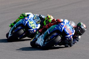 Rated: MotoGP title threats