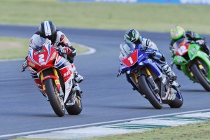 Herfoss takes Queensland AFX-SBK podium on Saturday
