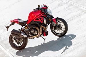 Bike: Ducati Monster 1200 R