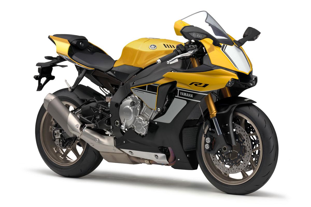 Bike 2016 yamaha yzf r1 and yzf r1m for Yamaha r1 2016 price