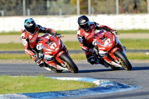 Rewind: Herfoss and Maxwell at Winton