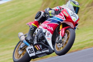 Team Honda Racing second and sixth in Phillip Island Championship