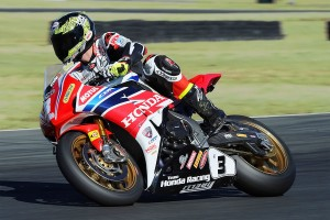 Penultimate ASC championship battle begins for Honda