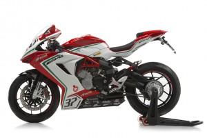 Bike: MV Agusta F3 RC
