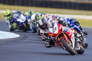 Team Honda Racing hold fast to Phillip Island Championship lead