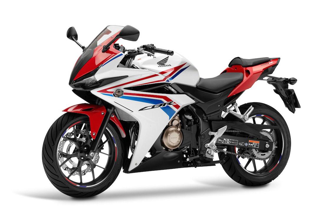 New Honda Motorcycles 2018 >> Bike: 2016 Honda CBR500R - CycleOnline.com.au