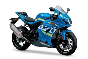 Bike: 2017 Suzuki GSX-R1000