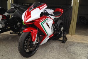 MV Agusta in for Adelaide 3 Hour with F3 800 models