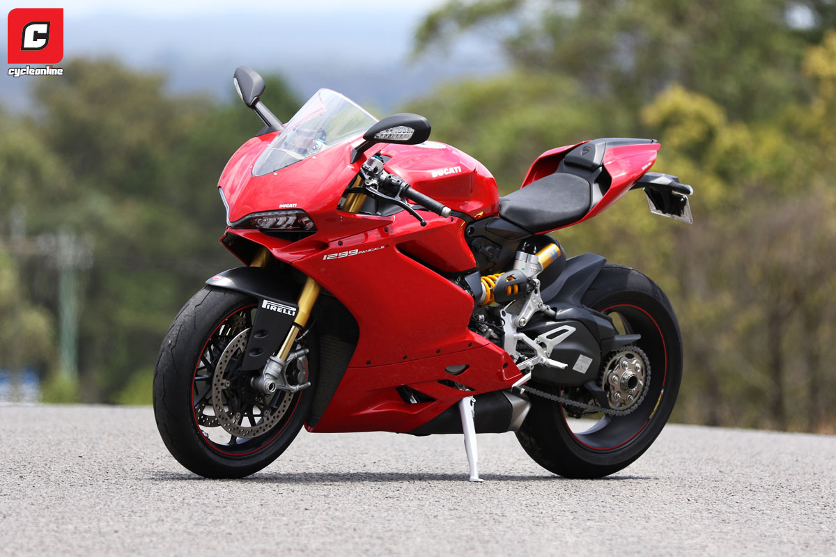 Ducati  Tricolore Review