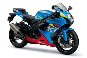 Bike: 2016 Suzuki GSX-R600