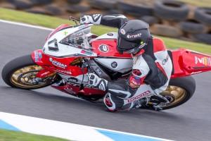 Crankt Protein Honda Racing kicks off 2016 at World Superbike Event