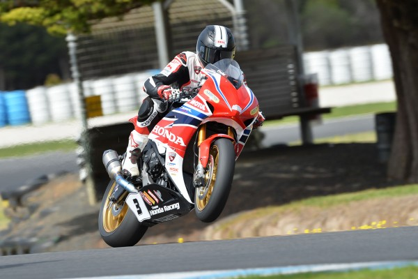 Stauffer leads day one of Phillip Island ASBK testing