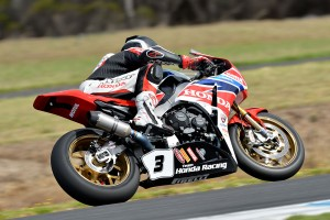 Rated: ASBK test pace-setters