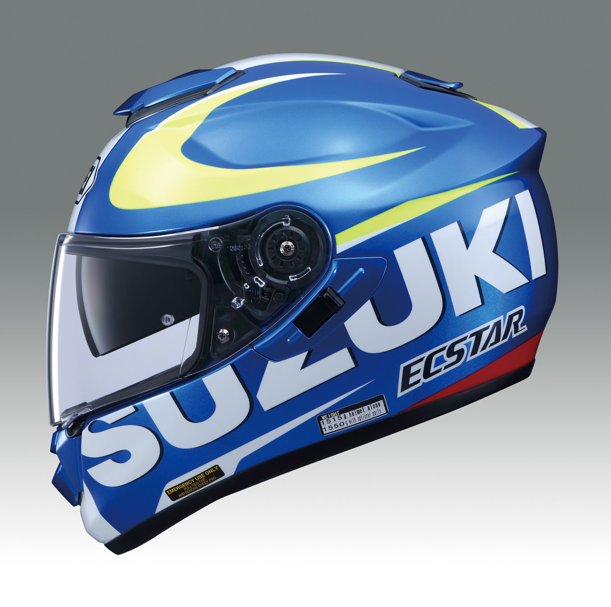 product shoei gt air suzuki motogp helmet. Black Bedroom Furniture Sets. Home Design Ideas
