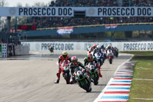 WorldSBK enters Italian round at historic Imola