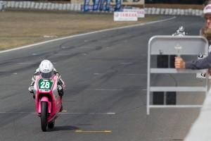 Relph preparing for Honda Moto3/125 GP battle