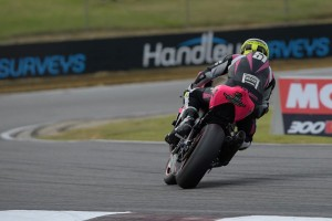 Elliott re-inforces top eight championship position with top ten finish at Barbagallo