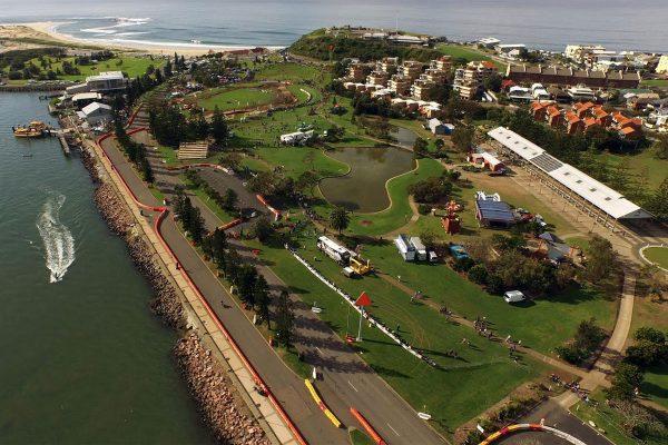Newcastle foreshore to host 2016 FIM Asia Supermoto opener
