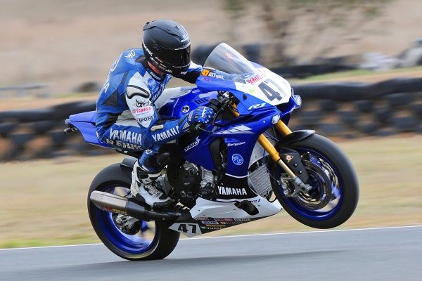 First Morgan Park laps complete for ASBK contenders