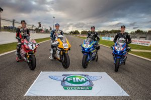 Oceania Road Racing Championship expands for 2016