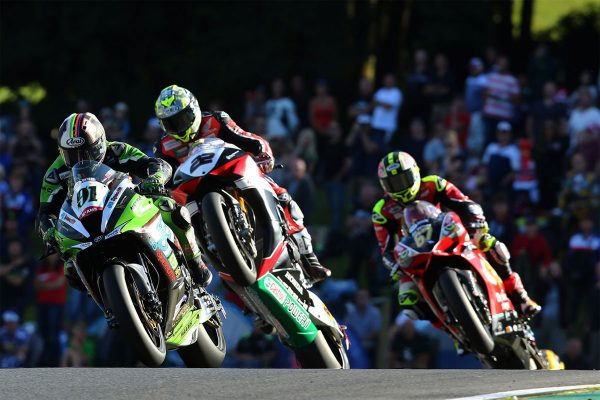 Byrne and Haslam trade Cadwell Park BSB victories