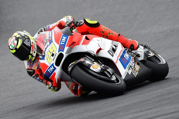 Ducati Team completes private test at Misano