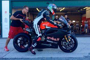 Melandri makes Ducati WorldSBK debut at Misano