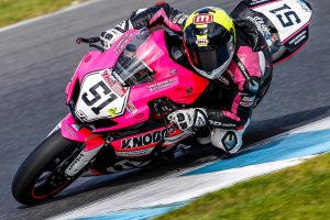 Elliott looking to end the ASBK season on a high at Winton