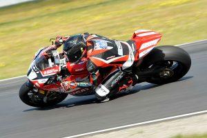 DesmoSport Ducati's Jones set for Winton ASBK finals