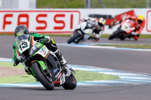 Asian commitments rule West out of French WorldSBK round