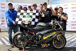 Guenther claims Australian Supersport crown on Yamaha R6