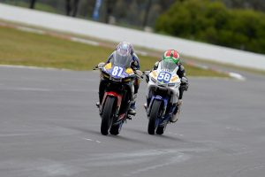 Zac Levy clinches the inaugural Yamaha Motor Finance R3 Cup