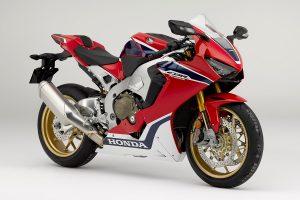 Bike: 2017 Honda CBR1000RR SP and CBR1000RR SP2