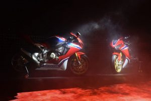 Latest 2017 model superbikes unleashed at Intermot