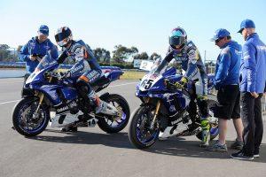 Viral: Yamaha bLU cRU - 2016 ASBK Rd6 Winton
