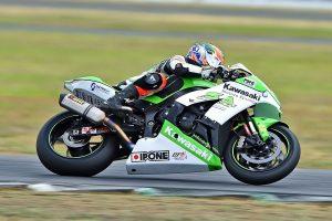 Bugden on AFX-SBK pole position at Queensland Raceway