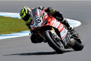 Sixth again for Halliday on Saturday at Phillip Island