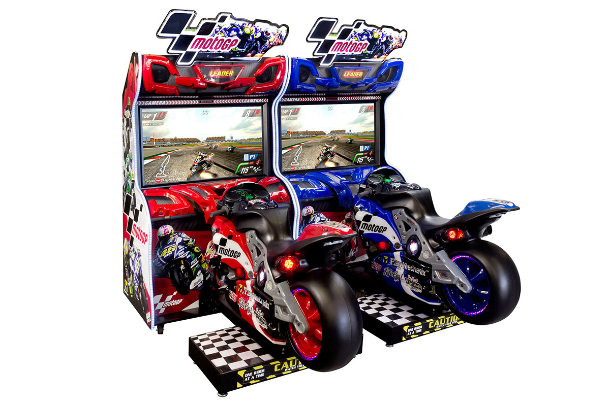 Motogp Arcade Game | MotoGP 2017 Info, Video, Points Table