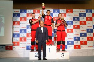 Yamaha World Technician Grand Prix