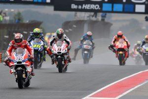 MotoGP strikes integrity partnership with Sportradar