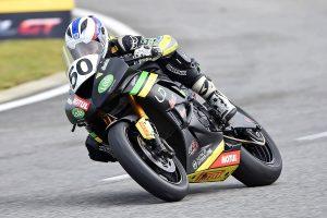 DesmoSport Ducati signs Spriggs for 2017 ASBK season