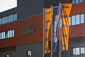 KTM and Husqvarna move to Australia's east coast