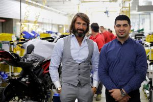 Urban Moto Imports takes on US challenge with MV Agusta