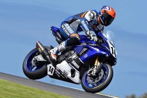 Allerton puzzled following first turn crash at Phillip Island