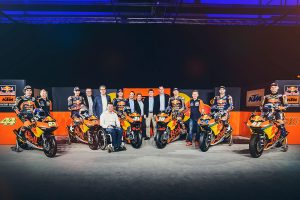 Red Bull KTM launches ambitious new MotoGP program