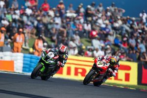 Rea completes Phillip Island WorldSBK double in race two