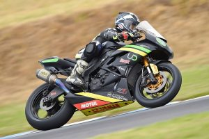 Youthful Cube Racing roster set for ASBK opener